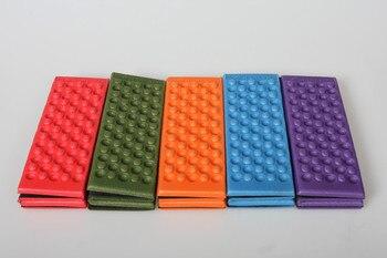 Naturehike оборудование для кемпинга надув матрас многоразовые влагостойкие складные EVA поролоновые прокладки коврик подушка сиденье для кемпи...