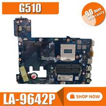 LA-9642P G510 материнская плата HM86 для For Lenovo G510 материнская плата для ноутбука VIWGQ/GS LA-9642P протестированная работа