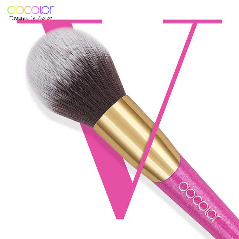 Docolor набор кистей для макияжа 14 шт профессиональный макияж кисти новый кисти для лица макияж Пудра Тени для век кисти