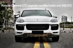 Montaż samochodów dla Porsche Cayenne GTS upgrade zmodyfikowany turbo i 958 GTS i turbo wysokiej jakości i piękna ozdoba|Zderzaki|   -