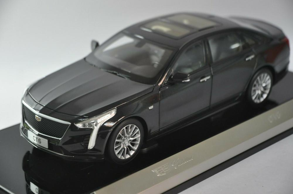 1//18 Scale CADILLAC XT6 2019 SUV Diecast Car Model Collection Toy Gift NIB NEW