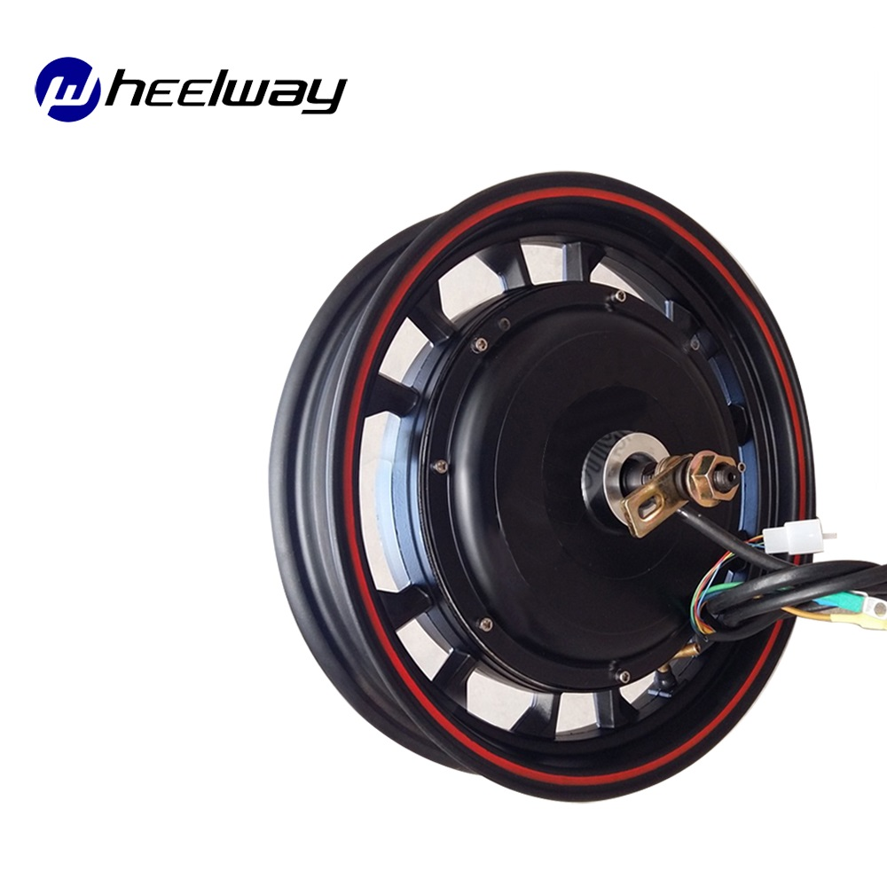 16 дюймов 36/96V1500W с бесщеточным двигателем постоянного тока мотор для электрического велосипеда, фара для электровелосипеда в варочная повер...