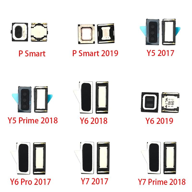 2Pcs/Lot, Ear Earpiece Speaker For Huawei Y5 Y6 Y7 Pro Y9 Prime 2019 2018 2017 P Smart Earphone Top Receiver