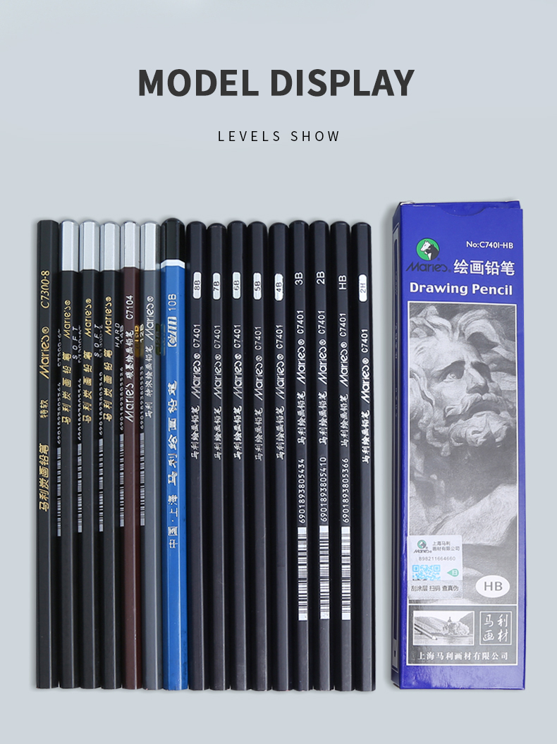 Professional Pencil Set