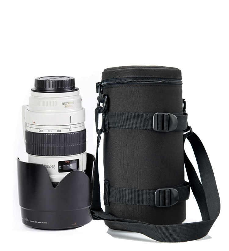 Lente Teleobjetivo Cámara Bolsa Bolsa Sigma//Tamron 150-600 Mm DSLR Nikon 200-500