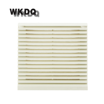 FK-3321-300 Cabinet  Ventilation Filter Set Shutters Cover  Fan Grille Louvers Blower Exhaust Fan Filter Filter Without Fan пылеуловитель пылевой фильтр akasa 12 см aluminium fan filter
