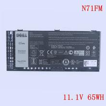 Новый оригинальный запасной литий ионный аккумулятор n71fm для