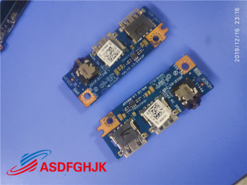 Laptop USB Audio Board for DELL Inspiron 15 5555 5558 5559 5758 AAL10 LS-B843P 010R81 10R81 TESED OK image