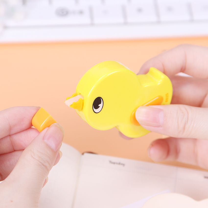 6mX5mm Korea Creative Adorable Ducklings Creative Correction Tape School Office Stationery Supplies 1PC