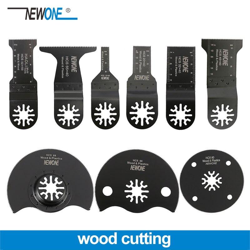 NEWONE Professionelle Holz Cut Universal Oszillierende Multi Tool Sägeblatt Für Erneuerer Power Werkzeug Fein Bosch Makita Milwaukee