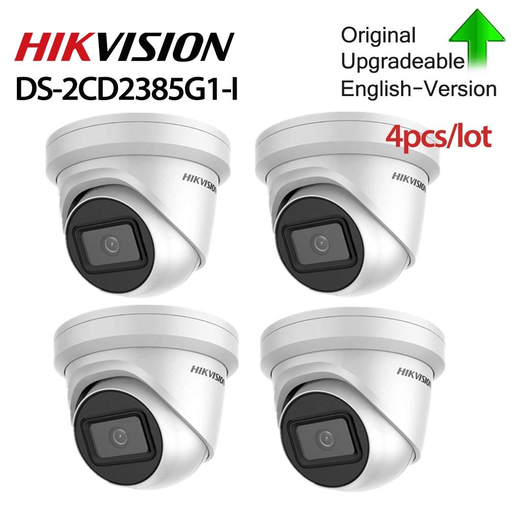 Hikvision Original IP Camera DS-2CD2385G1-I 8MP Network CCTV Camera H.265 CCTV Security POE WDR SD Card Slot