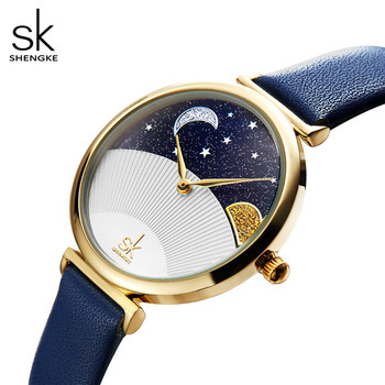 SK The Poetry Complications of Time Wrist Luxury Enamel Women Watch Waterproof Quartz Watch Van Lady Arpels Clock image