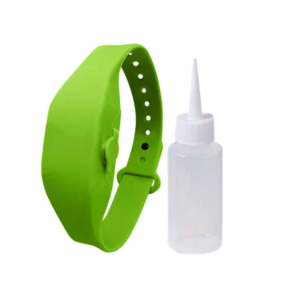 1-5PC Adult Kids Liquid Wristband Hand Dispenser Handwash Gel Whole Sanitizing Silicone Alcohol Dispensing Bracelet Wrist Strap