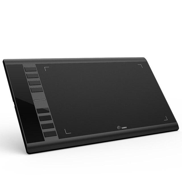 UGEE M708 tableta de dibujo gráfico de 8192 niveles tableta Digital pluma de dibujo de firma para escribir pintura Pro diseñador wacom
