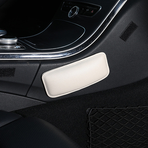 1pc Leather Knee Pad for Car E