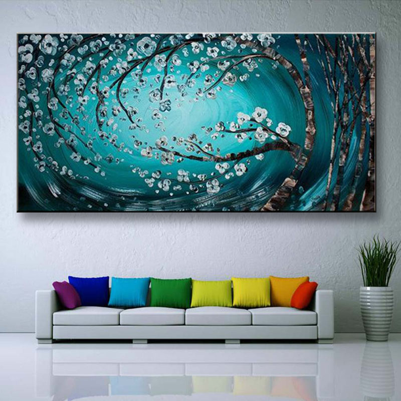 Handmade oil painting on canvas 100% of the best art directly from the modernity of art Nordic Abstract is OUF-001 (8)