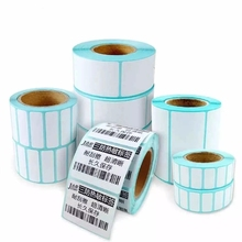 Label Sticker Thermal 25X15 35X25 40X30 60X40 70X30 80X60 100X150