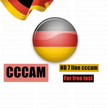 2020 new server Germany sky channel 1 year 7-line cccam stable server HD +, Germany sky, ORF, ATV, free 2-day test(China)