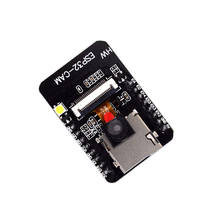 Esp32-Cam Esp32-S Wifi Bluetooth Expansion Board Ov2640 2Mp Wireless Camera Module Es8266 Esp32S W/ Ipex Socket For Arduino Mcu(China)