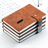 Пряжка ПУ блокнот в мягкой обложке 2020 ежедневный план А5 бизнес-план расписание бумажный личный дневник блокнот школьные офисные канцелярс...