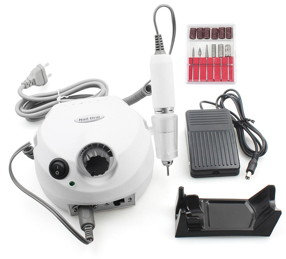 Feecy Electric Nail Drill Manicure Professional Set Manicure Machine Electric Apparatus For Manicure Machine Nail Drill Machine