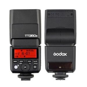 Image 5 - Đèn Flash GODOX Mini TT350S TTL HSS 2.4GHz Đèn Flash Máy Ảnh TT350 + X1TS Kích Hoạt Cho Sony A6000 A6500 Máy Ảnh Mirrorless Máy Ảnh Dslr a7 Serie Máy Ảnh