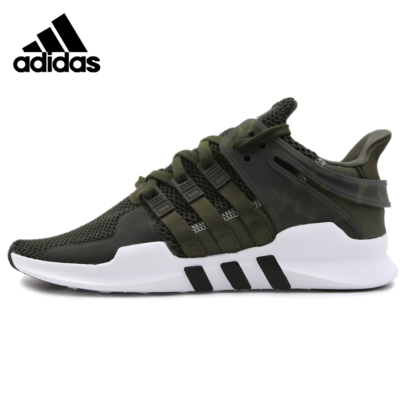 Original Adidas EQT SUPPORT ADV Mens Running Light-Sneakers Outdoors Sports