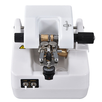 New CP-3PCG Optical Glasses Processing Equipment Slotting Machine Lens Glasses Clip Slot Wire Drawing Machine 95W 0-0.7mm