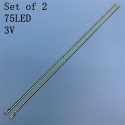 Светодиодная лента, 2 шт., для LG 55PFL6008K 55LA6800 55LA691V 55LA7400 55LA6600 6922L-0069A 0080A 55LA660V 55PFL6008K 6916L-1198A 11996 A