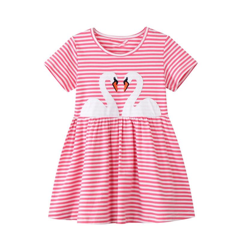 Little maven 2-7Years Summer white strapl Dress For Girl Princess Costume Children's Kids Toddler  Vestidos Elegant Frocks Dress 5