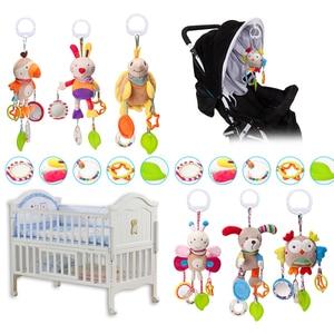 Cartoon Baby Toys 0-12 months