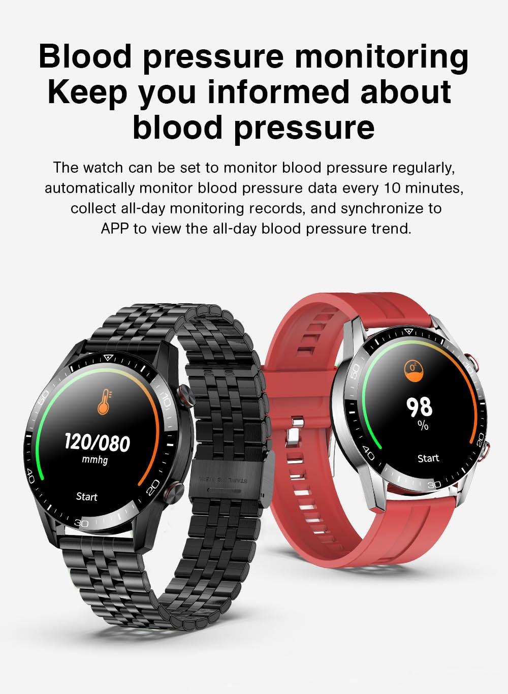 Hef29591620b64fecbf133a3e87920baeQ TK2-8 Smart Watch For Men Bluetooth Call IP68 Waterproof Blood Pressure Heart Rate Monitor New SmartWatch Sports Fitness Tracker