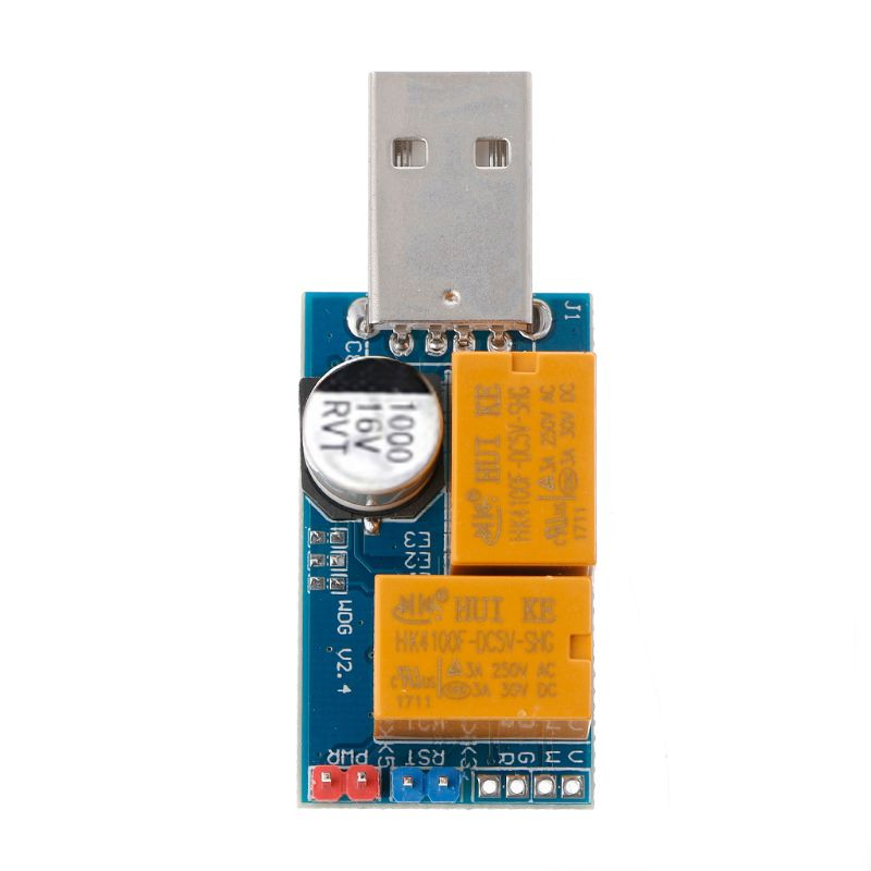 USB Watchdog Computer Automatic Restart Blue Screen Mining Game Server BTC Miner -4