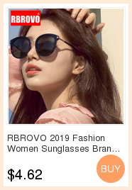 RBROVO 19 Plastic Vintage Luxury Sunglasses Women Candy Color Lens Glasses Classic Retro Outdoor Travel Lentes De Sol Mujer 9