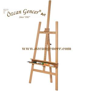 Easel Stand-Painting Wooden Painting.adjustable for Card-Stand Display-Holder Decoration
