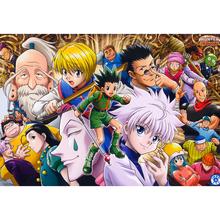 DIY Diamond 5D Embroidery Painting Full Square Drill Hunter X Hunter Japan Anime Role Pictures Wall Art Home Decor Cross Stitch tanie tanio YGYT Obrazy PAPER BAG Pojedyncze Akrylowe Pełna cartoon Zwinięte Powyżej 45 Plac Nowoczesne Wholesale And Retail Acrylic