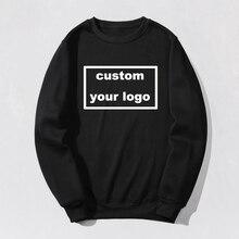 Customized Logo Print Wholesale Women Sweatshirts