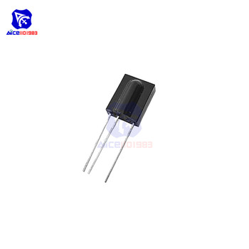 diymore 1 Piece IC Chips TOSP1738 1738 DIP-3 Sensor for PCM Remote Control Module Original Integrated Circuit image