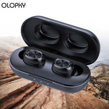 TWS Earphone HiFi Bluetooth 5.0 Sports Ture Wireless Earphone Auto Pair Touch Control Volume Noise Reduction Waterproof Earphone onsite volume reduction system