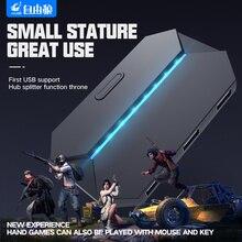 ใหม่ G6 คีย์บอร์ดและเมาส์อะแดปเตอร์ Gamepad Controller Converter สำหรับ PS4 PS3 Xbox One เกม Nintendo SWITCH อุปกรณ์เสริม