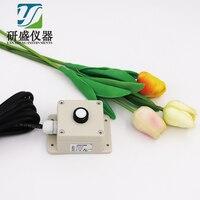 Hohe Qualität Indoor Licht Intensität Sensor Licht Sender Temperatur und Feuchtigkeit 0 zu 2 000 Lux Beleuchtung Intensität