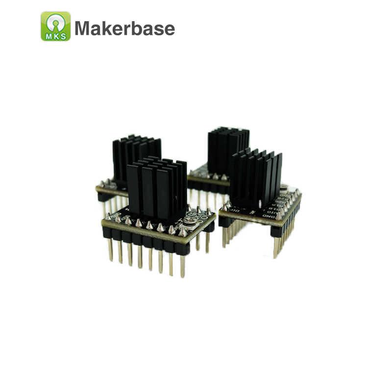 5pcs Bastone Passo MKS TMC2100 driver del motore passo-passo silenzioso controller passo-passo driver standalone TMC 2100 3d stampante dispositivo