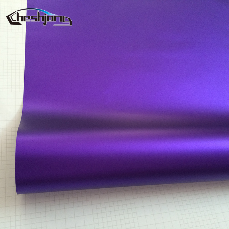 Purple-Matte-Chrome-Vinyl-Film-Car-Wrap-Matt-Chrome-With-Air-Bubble-Free-1