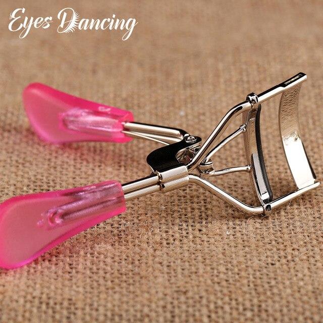 Eyes Dancing Makeup Eyelash Curler Beauty Tools Lady Women Lash Nature Curl Style Cute Eyelash Width Handle Curl Lashed Curlers 1