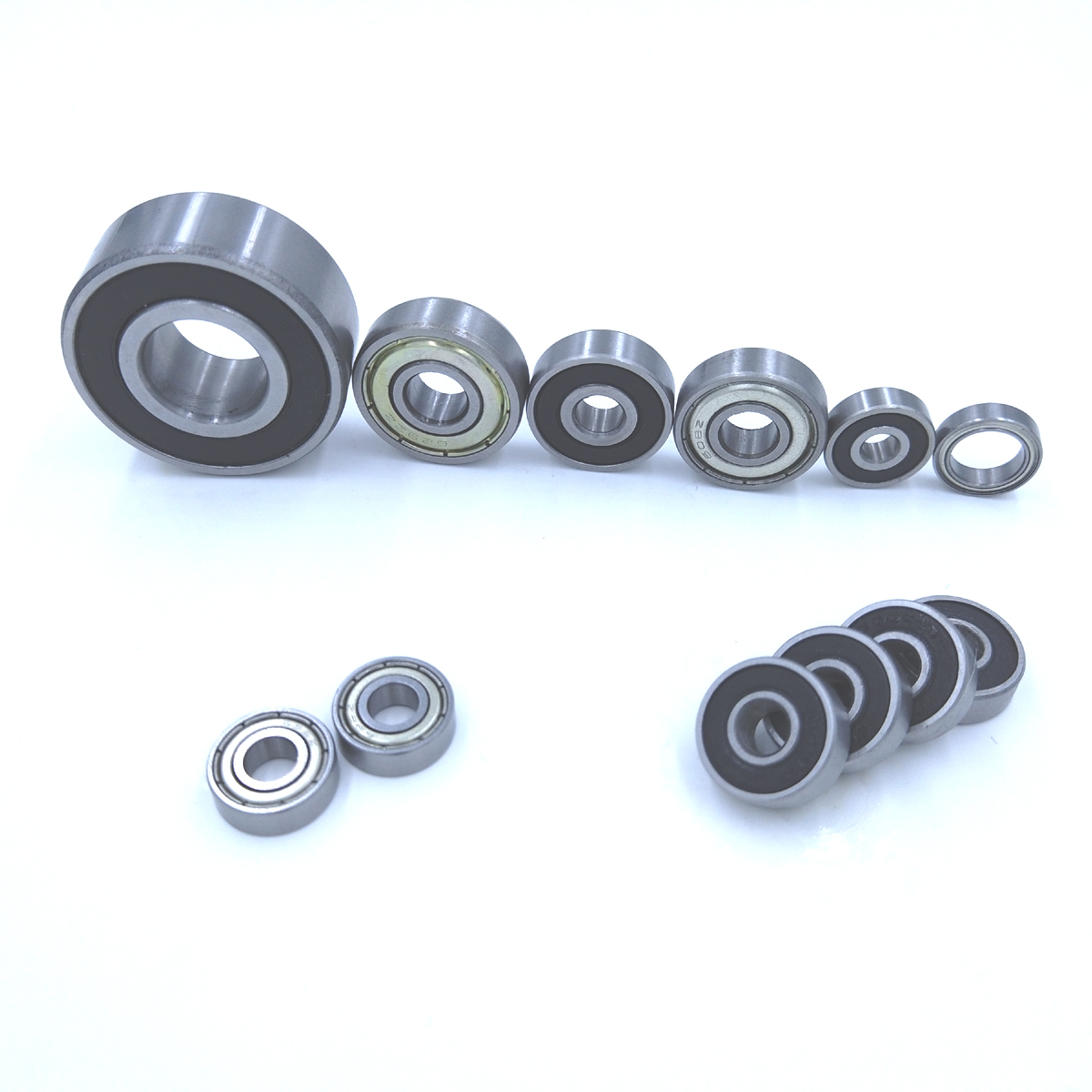 624 624ZZ 624RS 624-2Z 624Z 624-2RS ZZ RS RZ 2RZ Deep Groove Ball Bearings 4 x 13 x 5mm