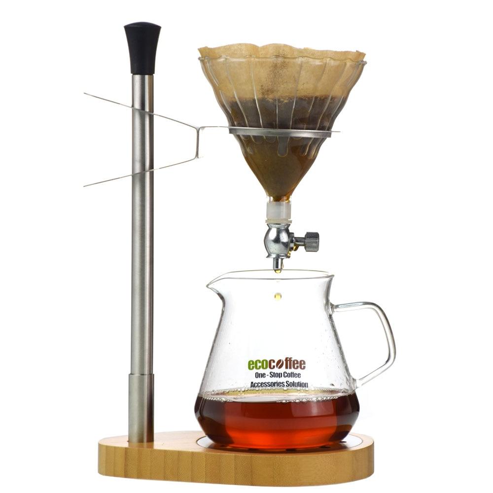 1 sada poštovné zdarma Kávovar s jedním kávovým odkapávačem