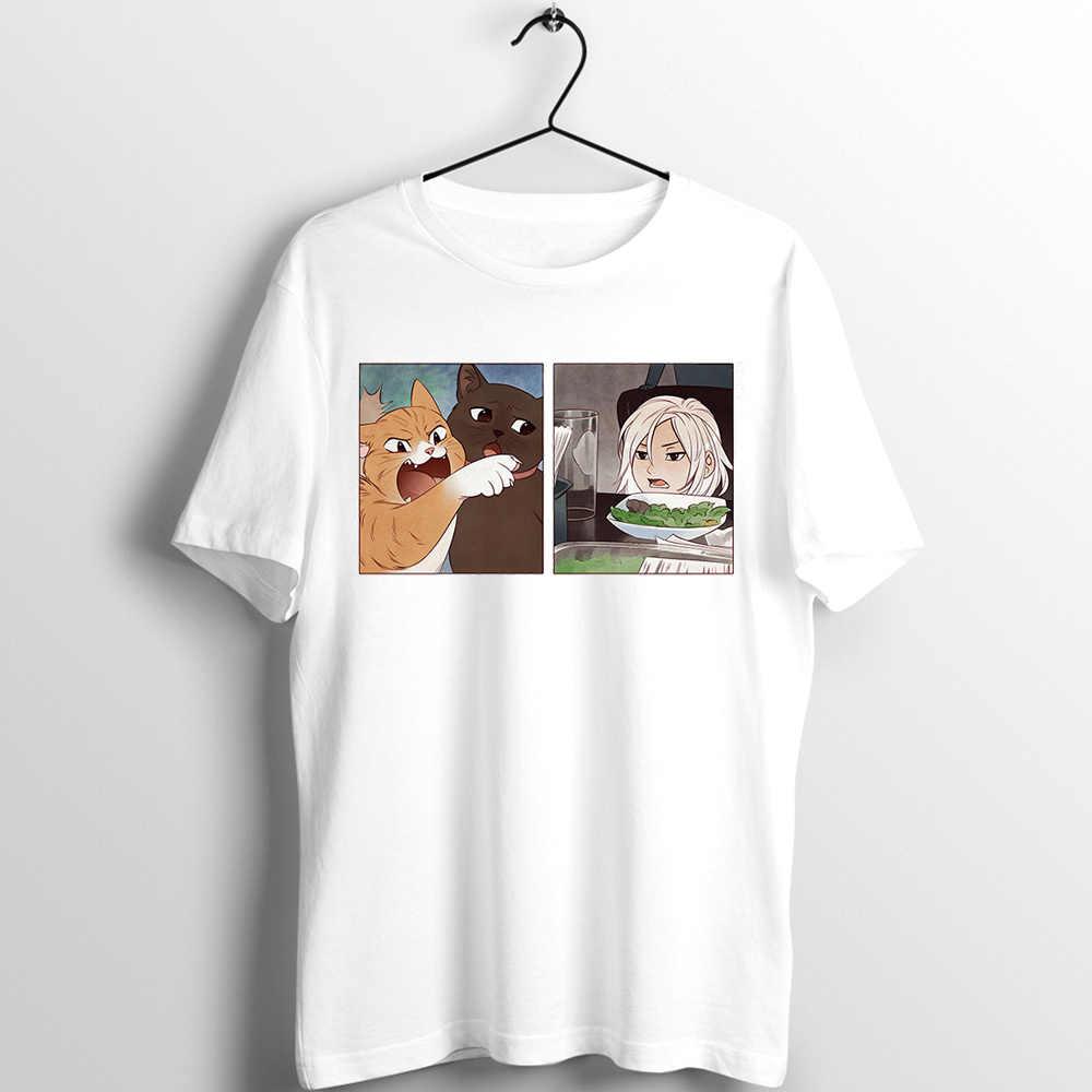 Nam Áo Meme Người Phụ Nữ La Lối Tại Một Con Mèo Rick Và Morty Mr Poopybutthole Mashup In Hình Tee