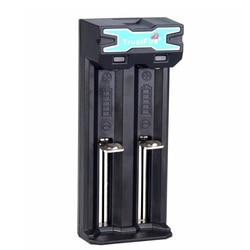 Trustfire TR-016 USB Charger 2 Slot untuk 18650 26650 14500 18500 18350 Lebih Banyak Baterai Senter Obor Aksesoris