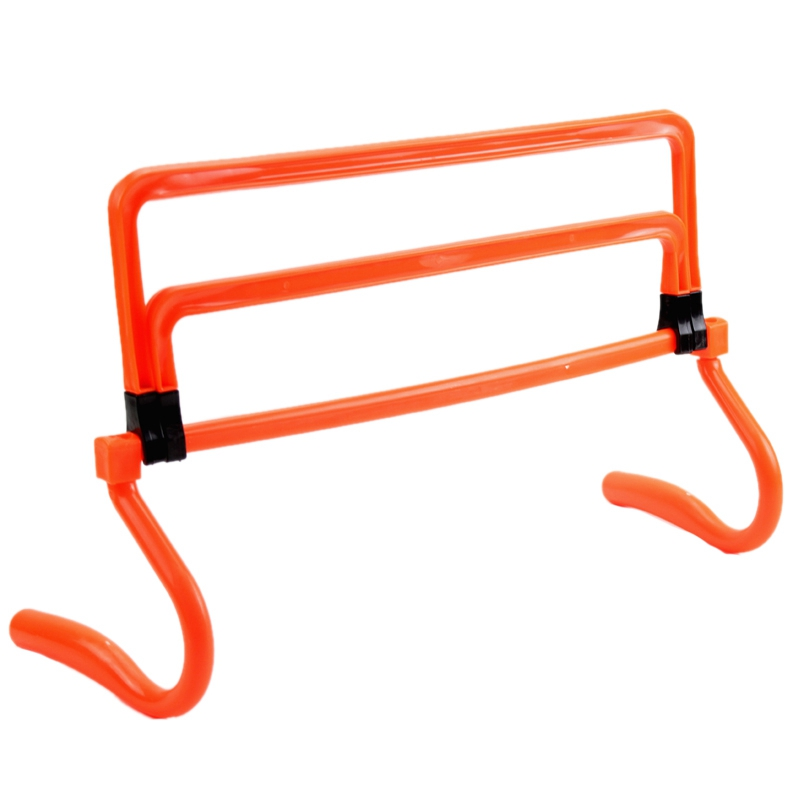 Football Training Hurdles Small Training Racks Sensitive Bar Barrier Football Training Frame Agile Bar Basketball Training Equip