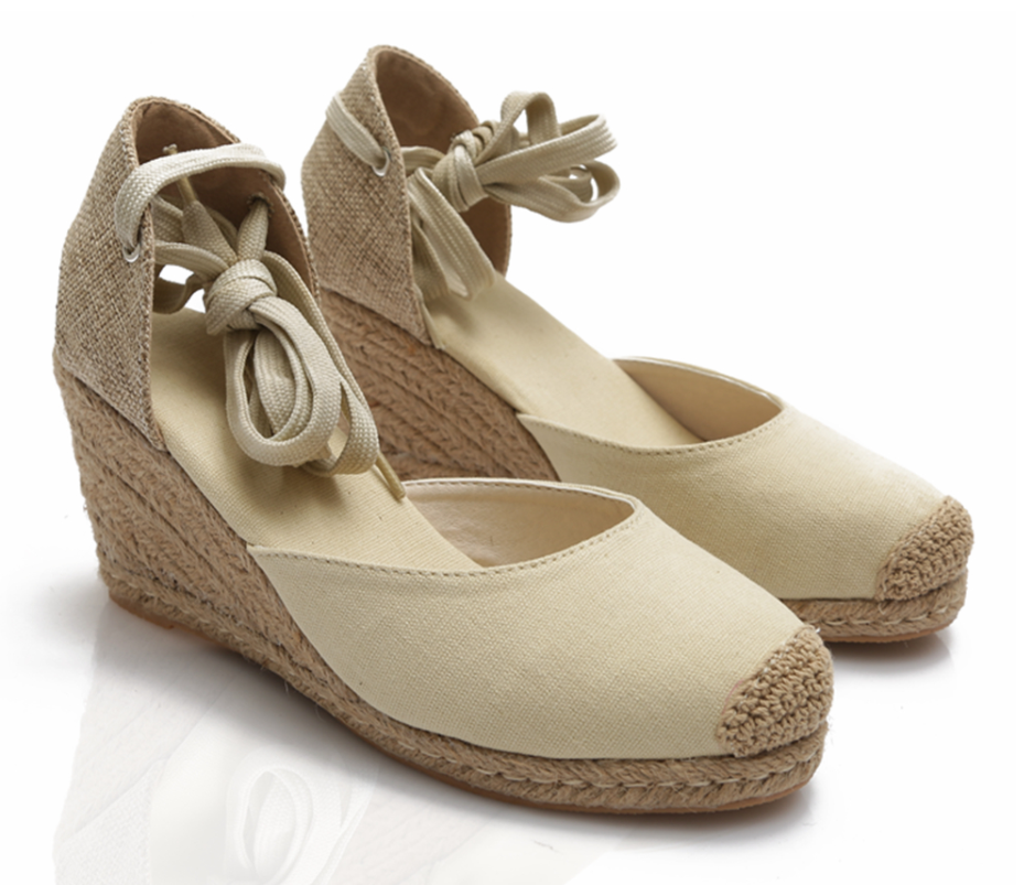 Women s Espadrille Ankle Strap Sandals Comfortable Slippers Ladies Womens Casual Shoes Breathable Flax Hemp Canvas Women's Espadrille Ankle Strap Sandals Comfortable Slippers Ladies Womens Casual Shoes Breathable Flax Hemp Canvas Pumps